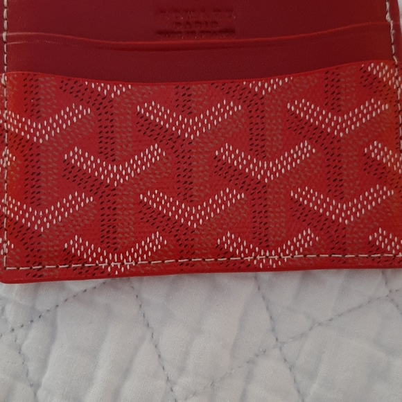 None Handbags - Red card holder